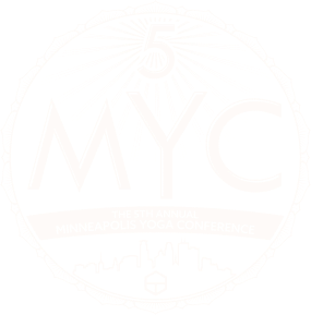 Minneapolis Yoga Conference Logo