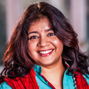 Presenter: Indu Arora Headshot