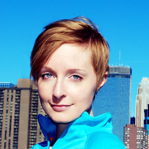 Presenter: Beth Onward Headshot