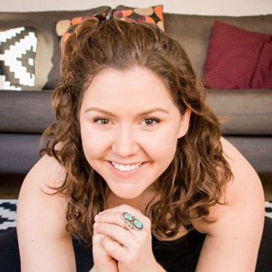 Presenter: Cassi Stuckman Headshot