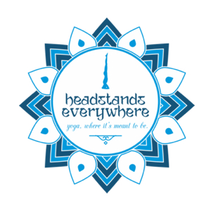 Studio Partner: Headstands Everywhere Logo