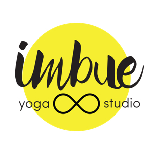 Studio Partner: Imbue Yoga Studio Logo