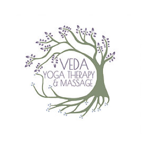 Studio Partner: Veda Yoga Therapy Logo