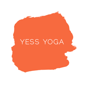 Studio Partner: Yess Yoga Studio Logo