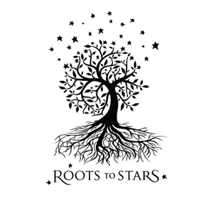 Vendor: Roots to Stars Logo